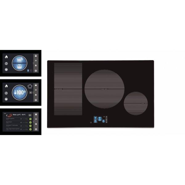 Indukciós főzőlap - IDF-8021 PRO BK Can Roca