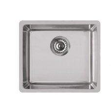 Rozsdamentes mosogató - Space 450 R15 inox munkalap alá szerelhető