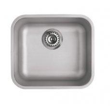 Rozsdamentes mosogató - Space 450 R50 inox munkalap alá szerelhető