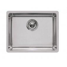Rozsdamentes mosogató - Space 500 R15 inox munkalap alá szerelhető
