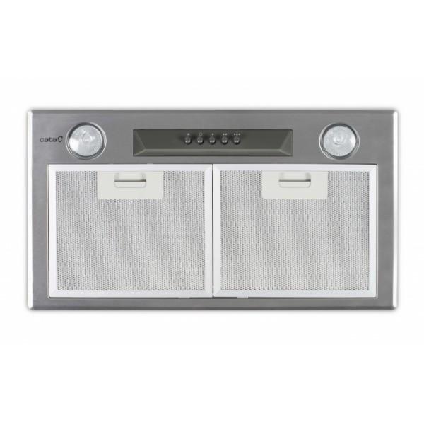 Felső szekrénybe vagy kürtőbe építhető páraelszívó - GT-PLUS 45 X/L inox