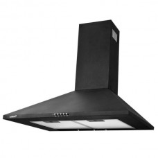 Kűrtős páraelszívó - OMEGA 600 BK/L fekete