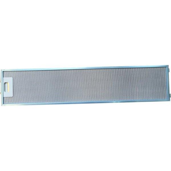 Páraelszívó filter - CATA GC 75 fém zsírfilter 02800903