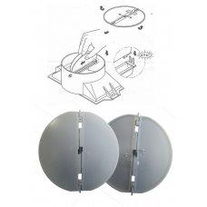 Pillangószelep Cata és Nodor páraelszívóhoz (120 mm)