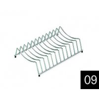 ELLECI ADI01300 Inox edényszárító rács