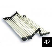 ELLECI ARI01300 Rollmat összecsukható edényszárító rács
