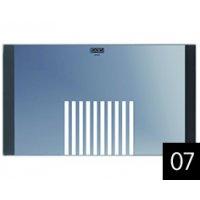 ELLECI ATV01000 csúsztatható üveg vágódeszka
