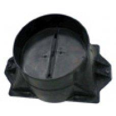 Légelzárók és csőcsonkok - CATA-NODOR (TF) légelzáró+csőcsonk 125