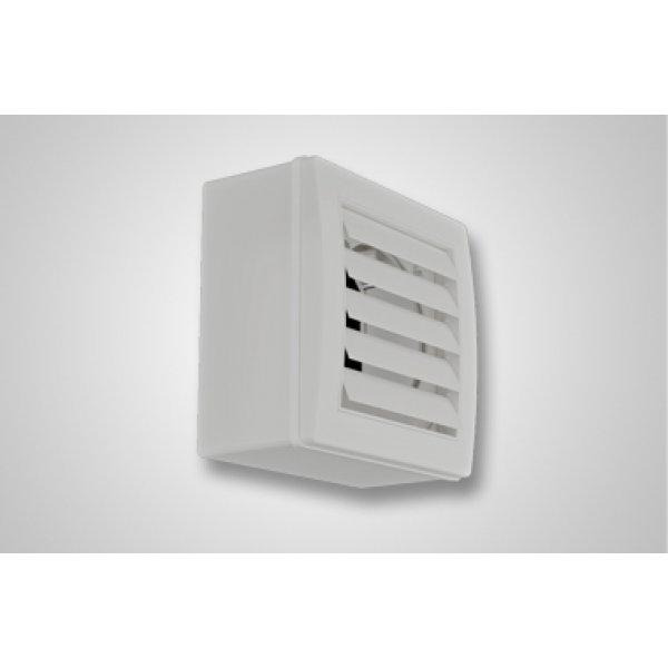 Aerauliqa ventilátor tartozékok - Aerauliqa WKS-100 ablakszett