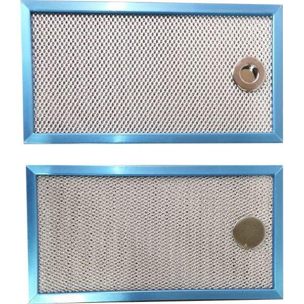 Páraelszívó filter - CATA AS 750 fém zsírfilter