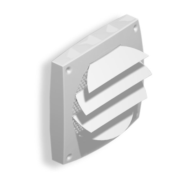 Cata ventilátor tartozékok - Cata LHV-190 gravitációs zsalu