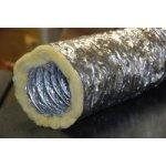 Szigetelt Légtechnikai cső 150-200mm