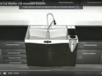Elleci De Lux 120 mosogató központ