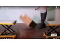 Elleci mosogatótálca csomagolás törésteszt