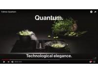 Falmec Quantum főzőlap beépített elszívóval