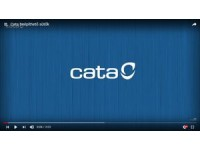 Cata beépíthető sütők 2016-tól